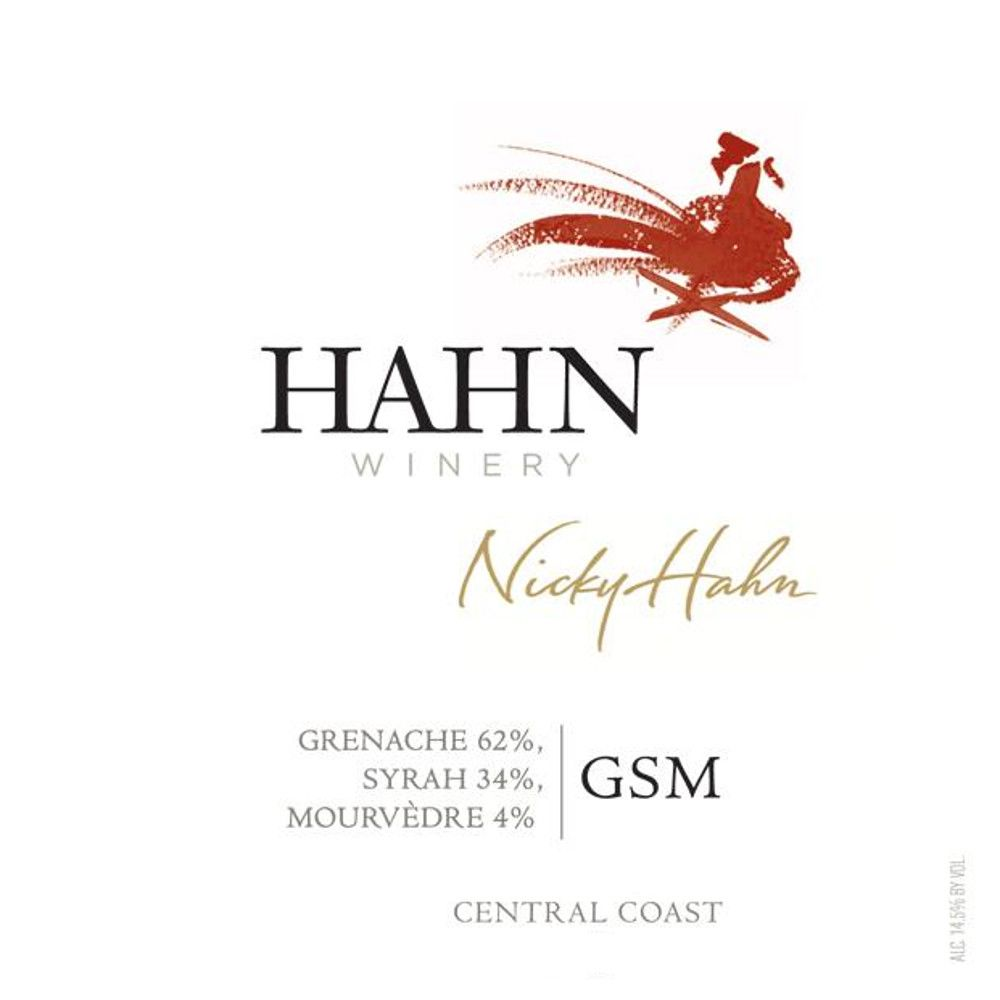 Hahn GSM 2011 Front Label