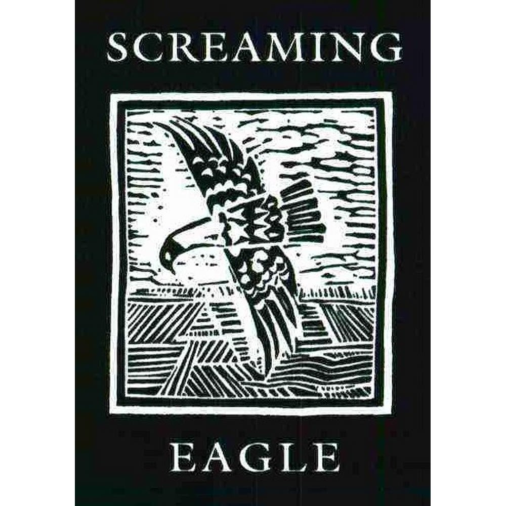 Screaming Eagle Cabernet Sauvignon 2010 Front Label