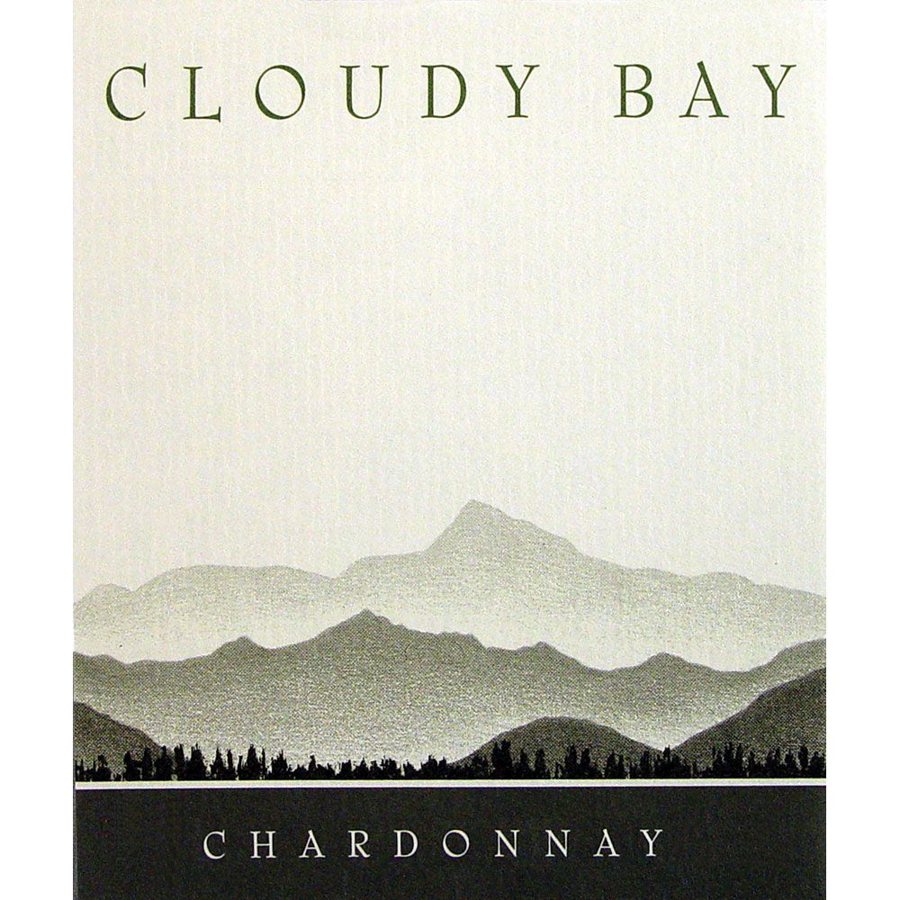 Cloudy Bay Chardonnay 2011 Front Label