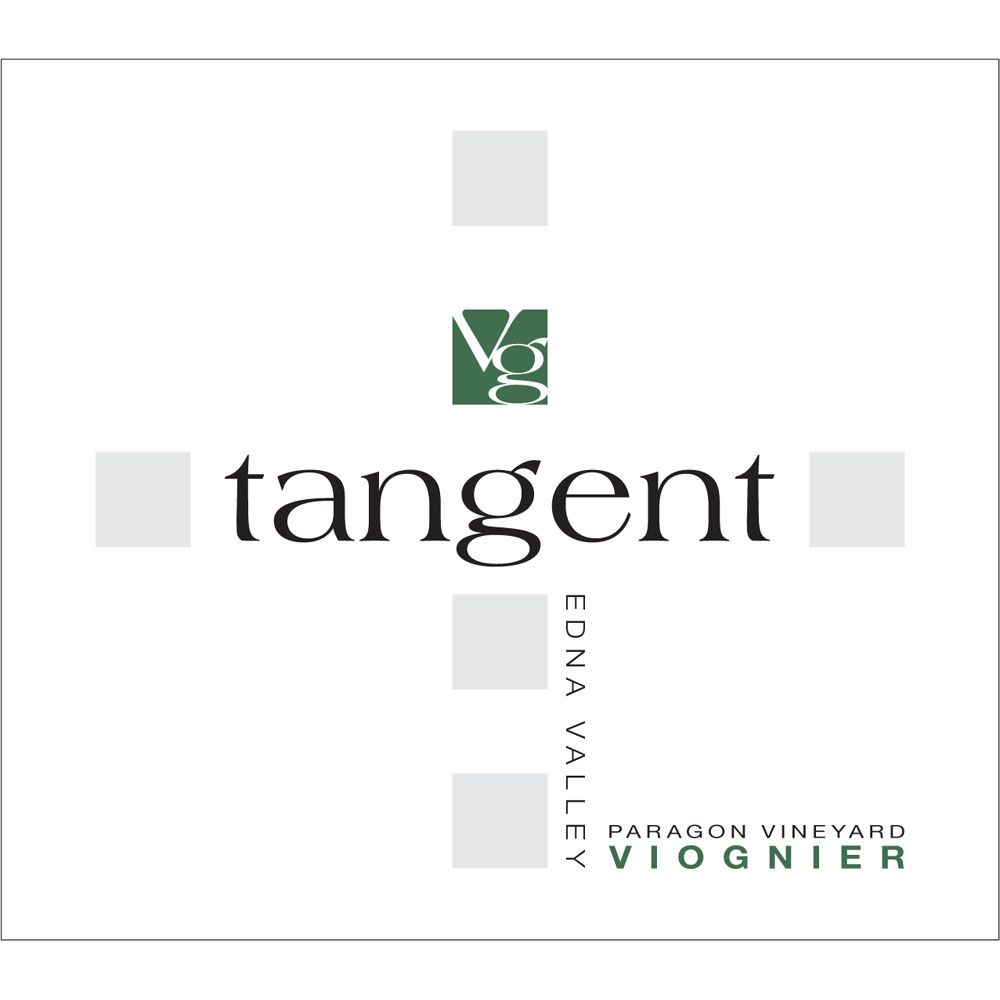 Tangent Paragon Vineyard Viognier 2012 Front Label