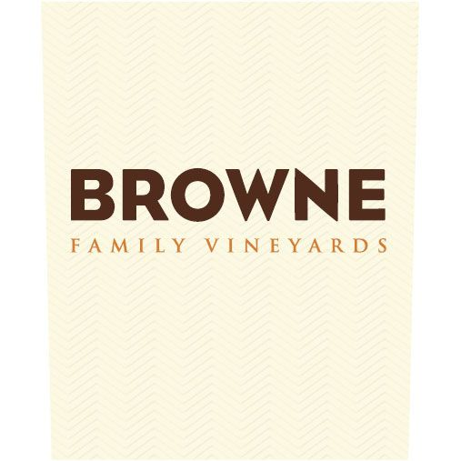 Browne Family Vineyards Chardonnay 2010 Front Label