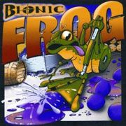 Cayuse Bionic Frog Syrah 2004 Front Label