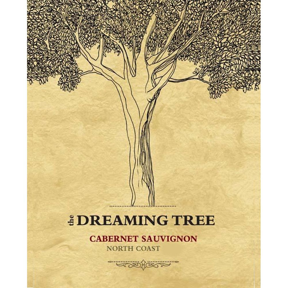 The Dreaming Tree Cabernet Sauvignon 2011 Front Label
