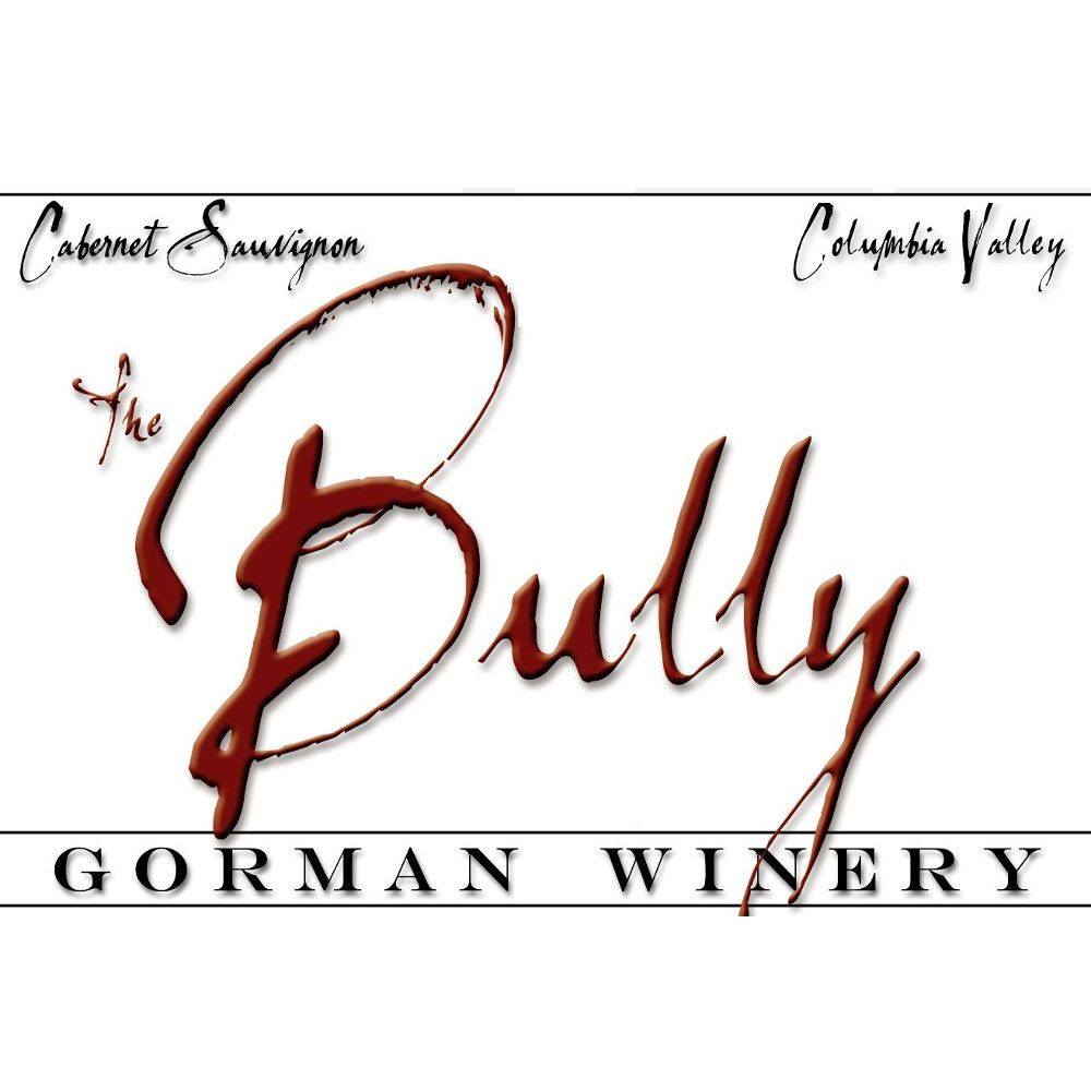 Gorman The Bully Cabernet Sauvignon 2009 Front Label