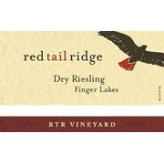 Red Tail Ridge Estate Dry Riesling 2011 Front Label