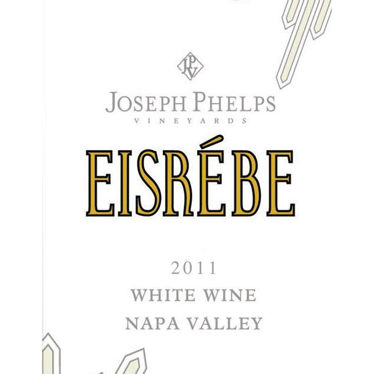 Joseph Phelps Eisrebe (375ML half-bottle) 2011 Front Label