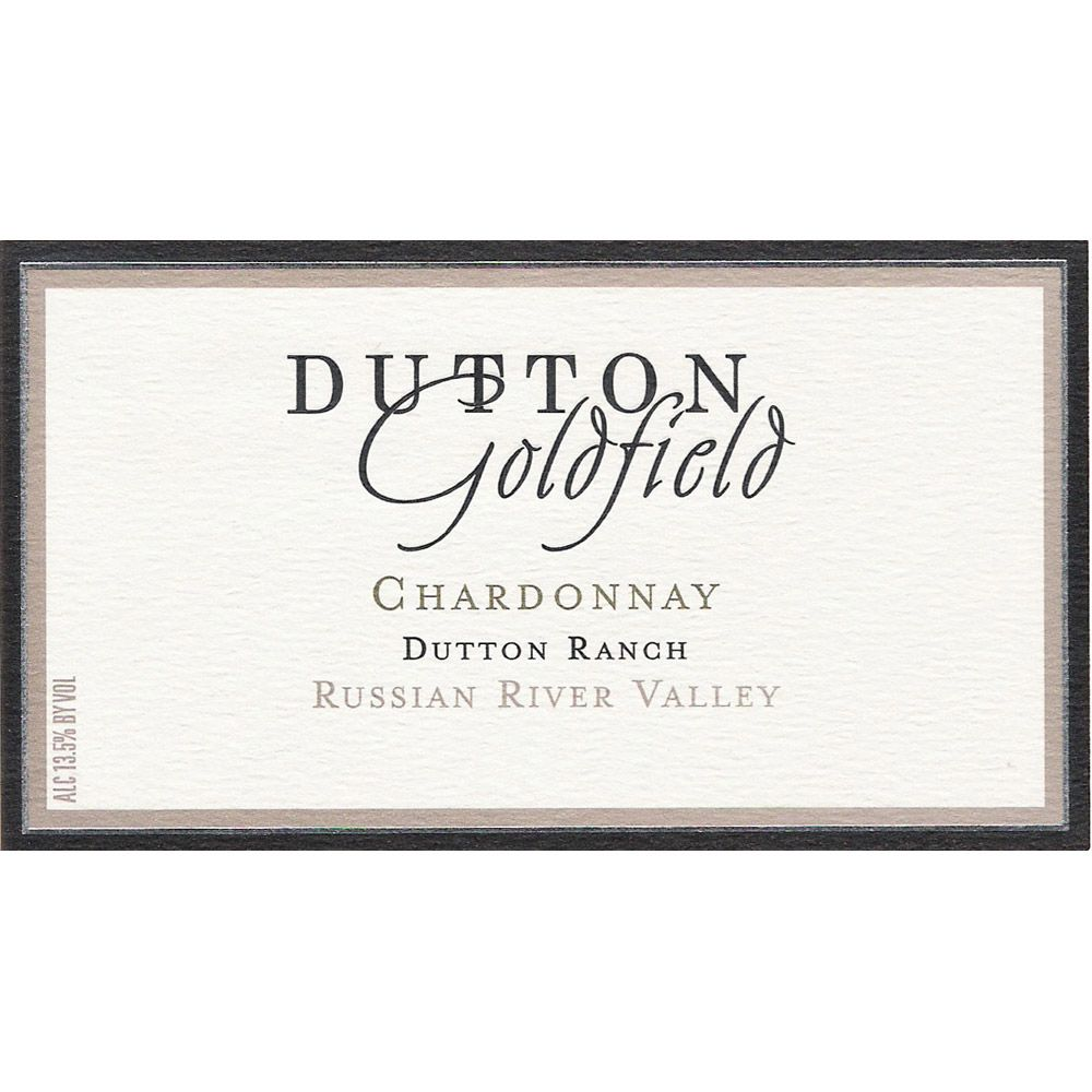 Dutton-Goldfield Dutton Ranch Chardonnay 2011 Front Label
