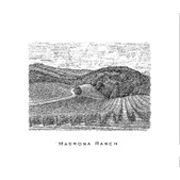 Abreu Vineyards Madrona Ranch 2003 Front Label