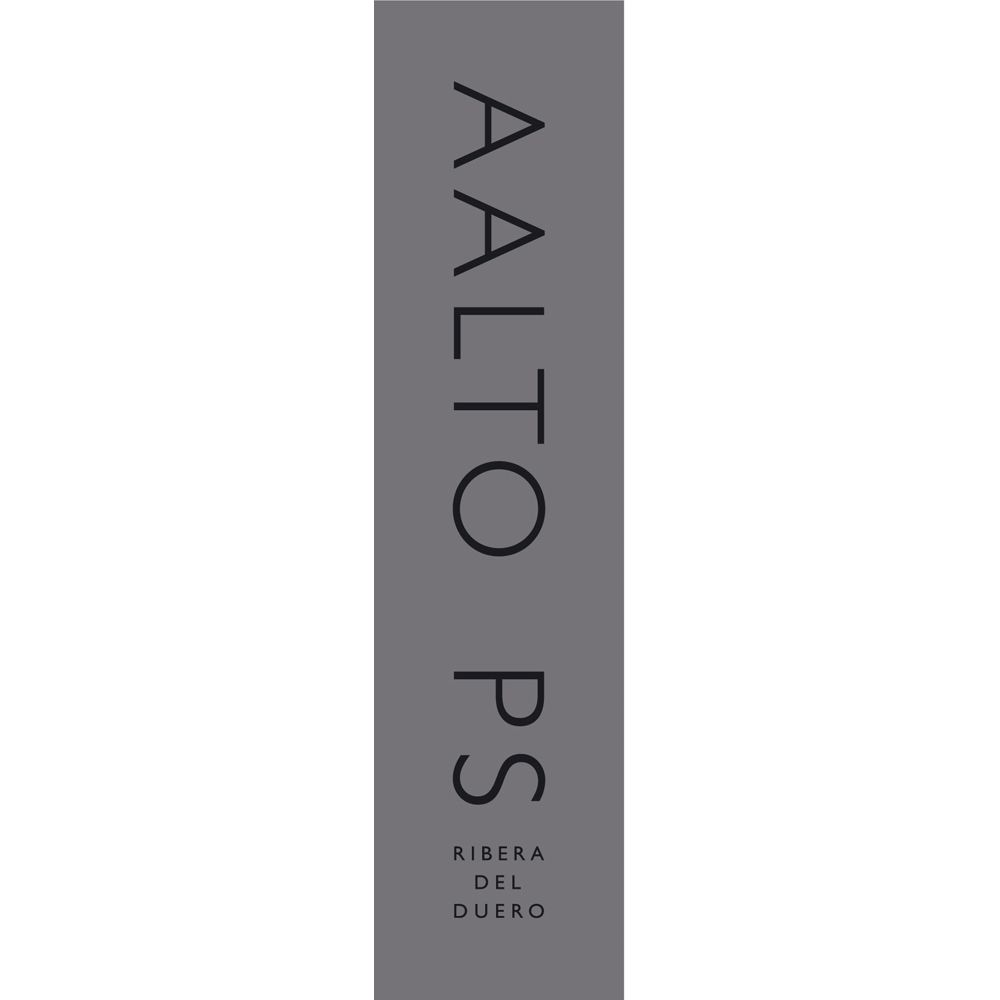 Aalto PS 2001 Front Label