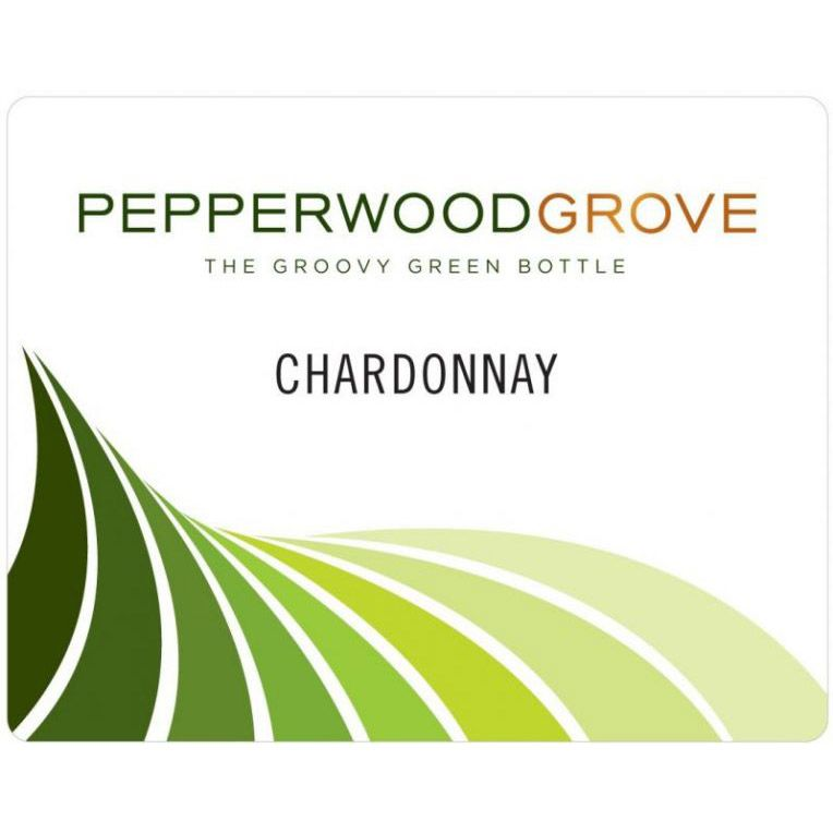 Pepperwood Grove Chardonnay Front Label