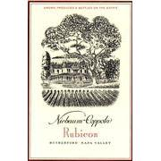Inglenook Rubicon 1987 Front Label