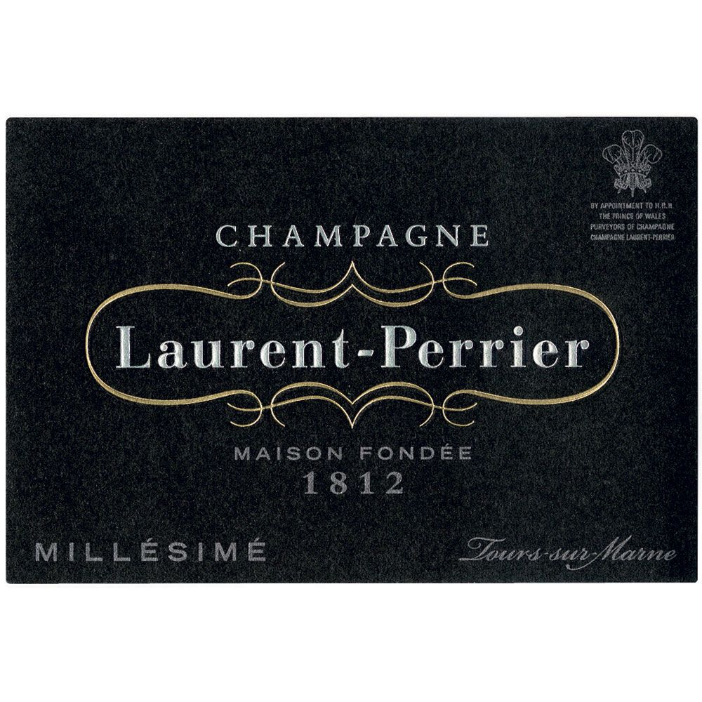 Laurent-Perrier Brut Millesime 2004 Front Label