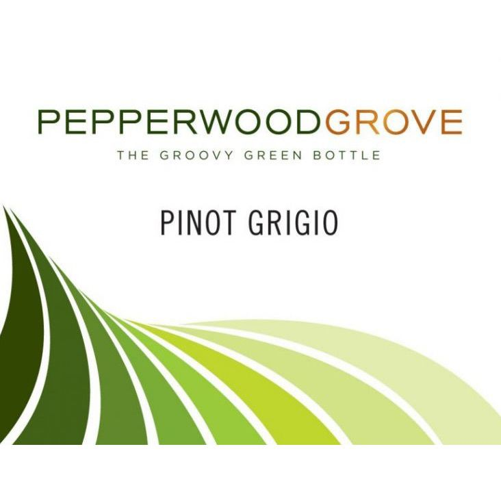 Pepperwood Grove Pinot Grigio Front Label