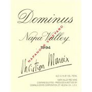 Dominus Estate (3 Liter Bottle) 1994 Front Label