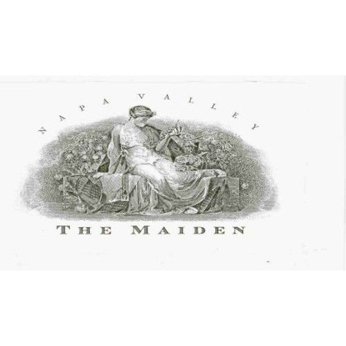 Harlan The Maiden 2009 Front Label