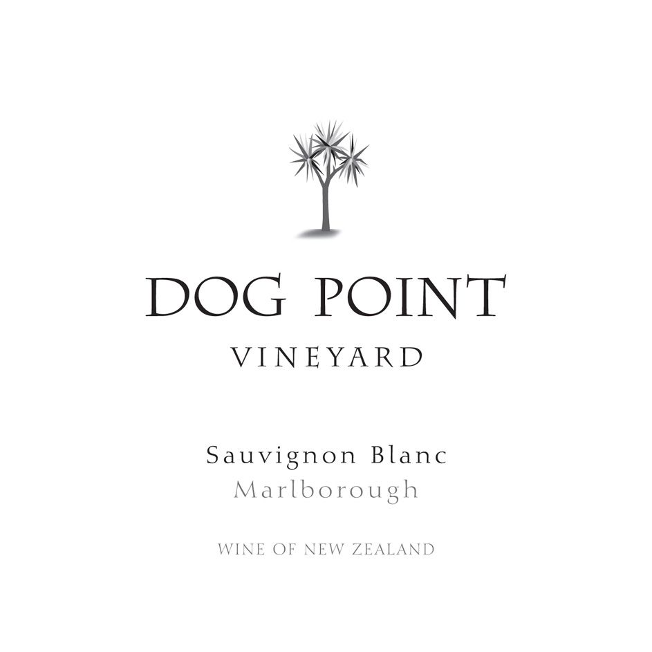 Dog Point Vineyard Sauvignon Blanc 2013 Front Label