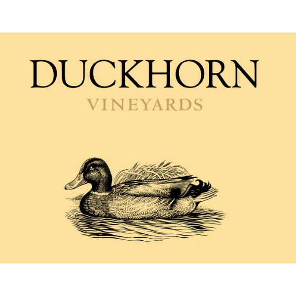 Duckhorn Stout Vineyard Cabernet Sauvignon 2001 Front Label