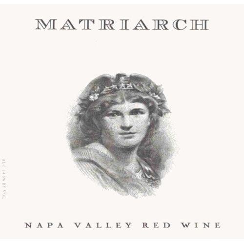 Bond Matriarch 2002 Front Label