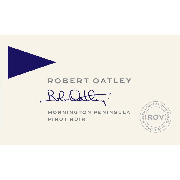 Robert Oatley Mornington Peninsula Pinot Noir 2011 Front Label