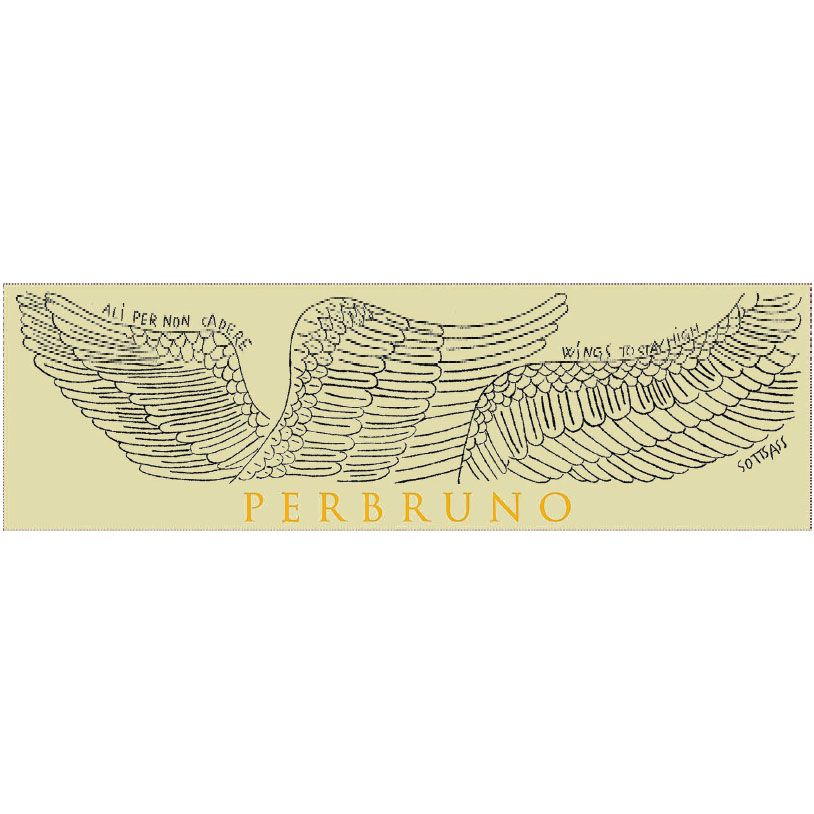 I Giusti and Zanza Perbruno 2010 Front Label