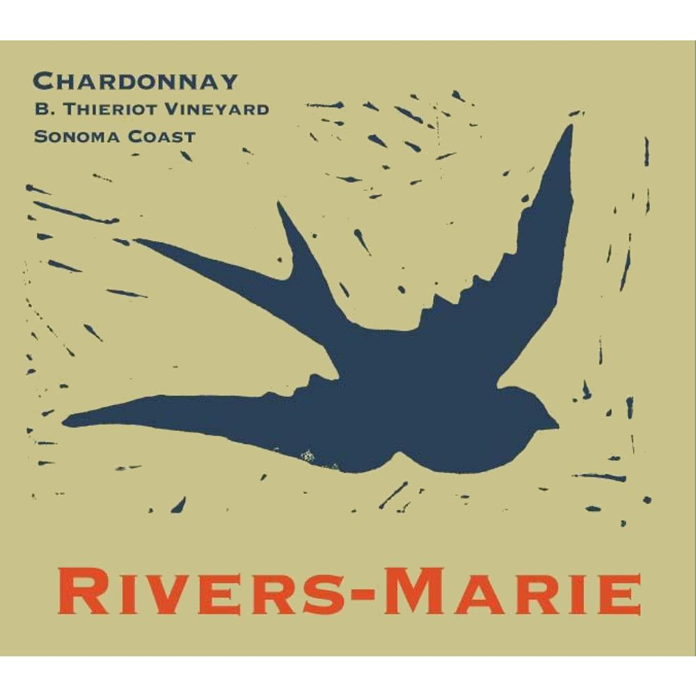 Rivers-Marie B. Thieriot Vineyard Chardonnay 2010 Front Label