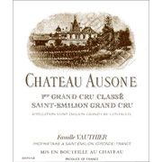 Chateau Ausone  2012 Front Label