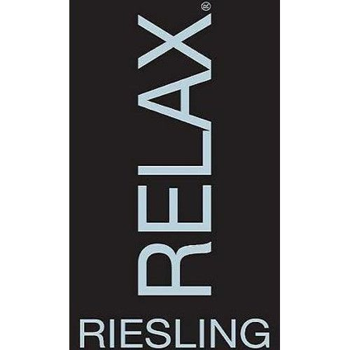 RELAX Riesling 2012 Front Label