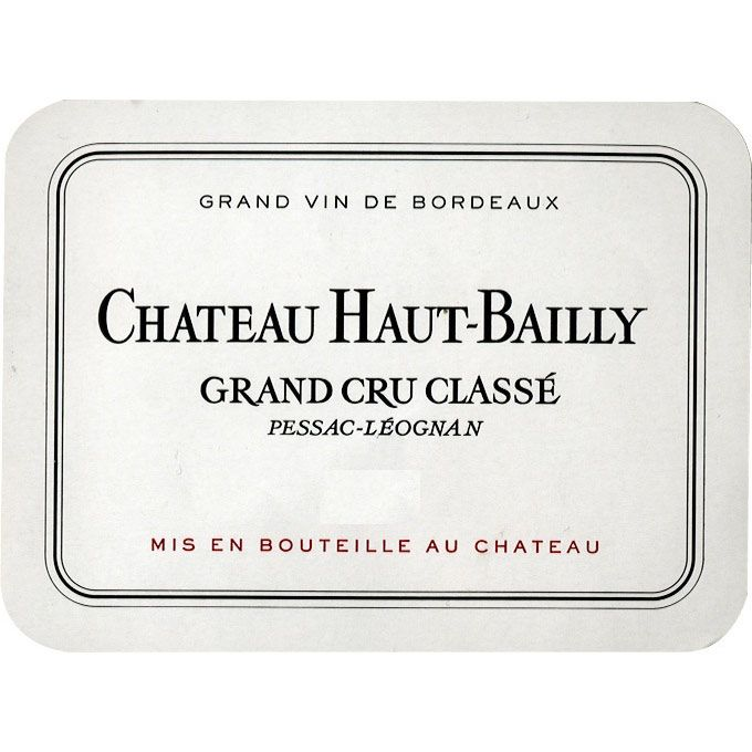 Chateau Haut-Bailly  2011 Front Label