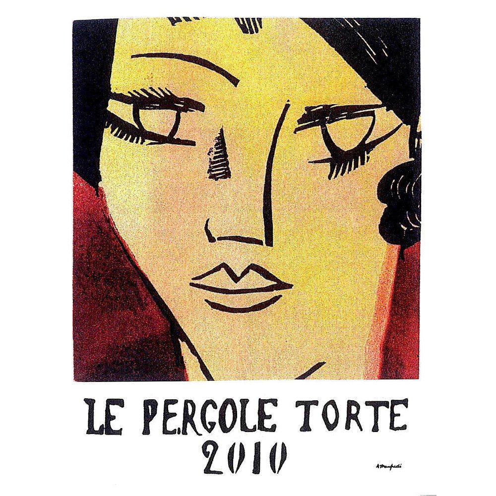 Montevertine Le Pergole Torte 2010 Front Label