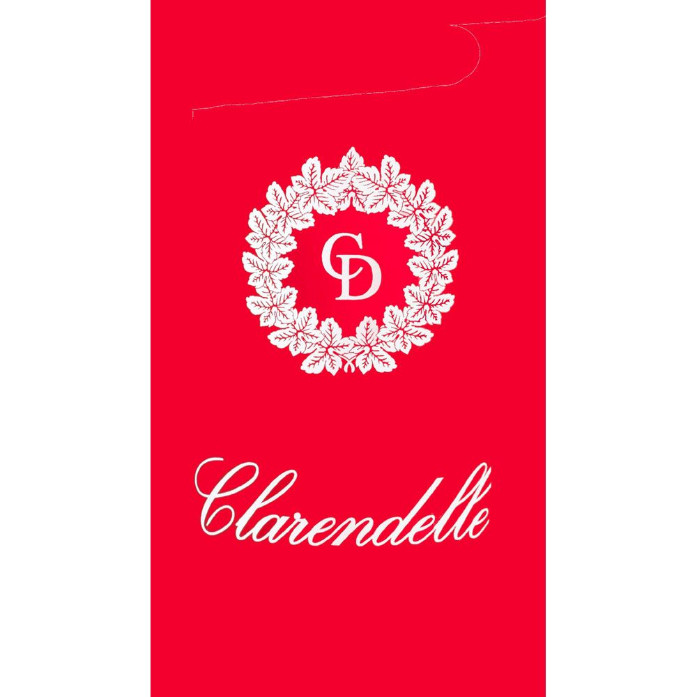 Clarendelle Inspired by Haut-Brion Rose 2012 Front Label