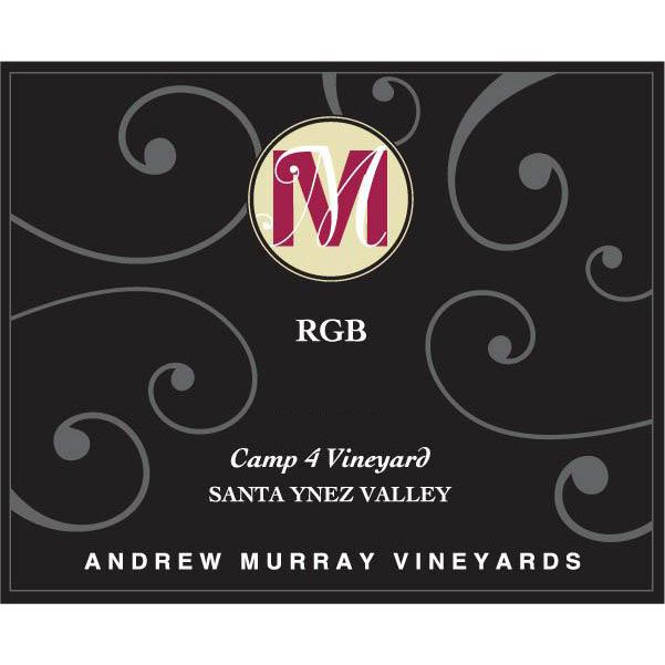 Andrew Murray Camp Four RGB 2012 Front Label