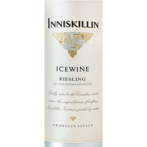 Inniskillin Riesling Icewine (375ML half-bottle) 2012 Front Label
