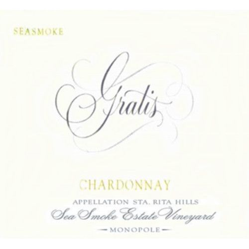 Sea Smoke Cellars Gratis Chardonnay 2007 Front Label