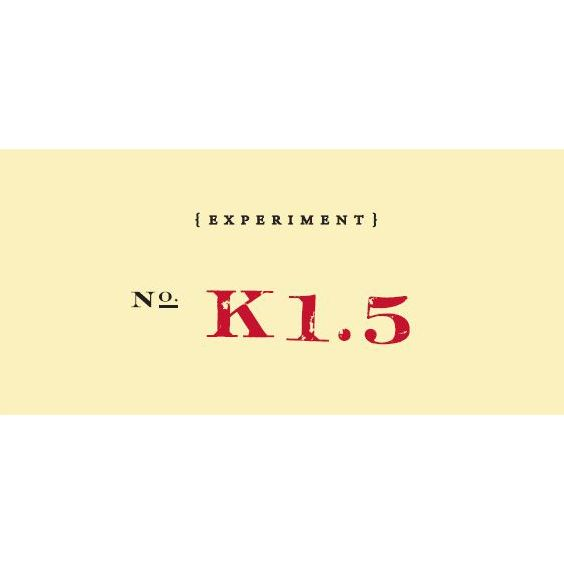 OVID Experiment K1.5 2005 Front Label