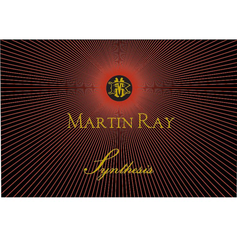 Martin Ray Synthesis Cabernet Sauvignon 2010 Front Label