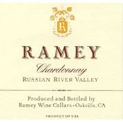 Ramey Russian River Chardonnay 2001 Front Label