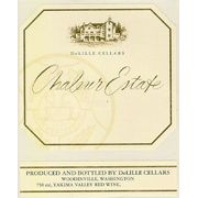DeLille Chaleur Estate Red 2003 Front Label