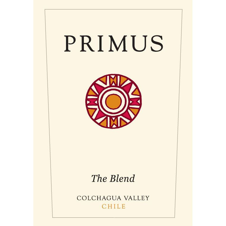 Primus The Blend 2012 Front Label