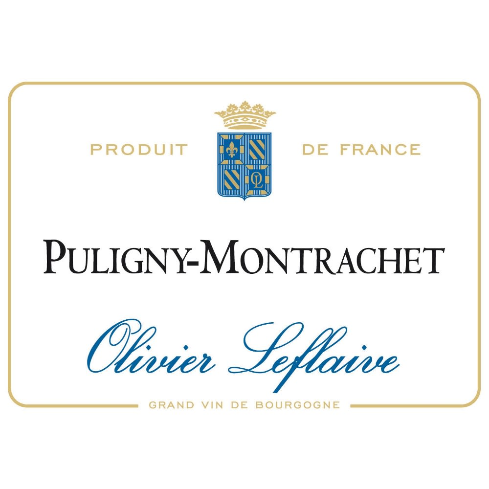 Olivier Leflaive Puligny Montrachet 2011 Front Label