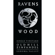Ravenswood Old Hill Ranch Zinfandel 2010 Front Label