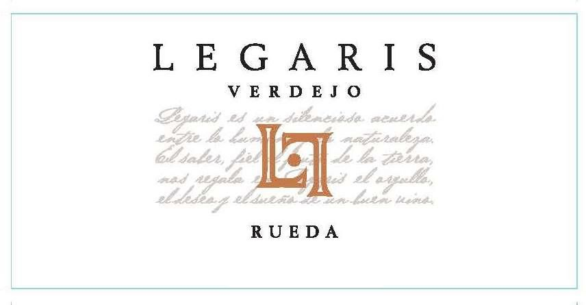 Legaris Verdejo 2010 Front Label