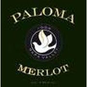 Paloma Spring Mountain Merlot 1998 Front Label