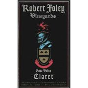 Robert Foley Vineyards Claret 2001 Front Label