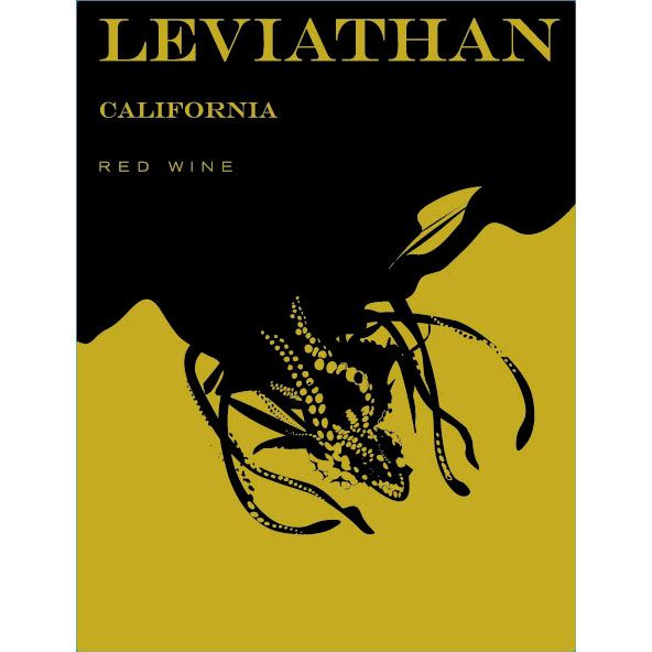 Leviathan  2011 Front Label