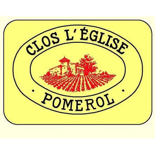 Chateau Clos L'Eglise  2005 Front Label
