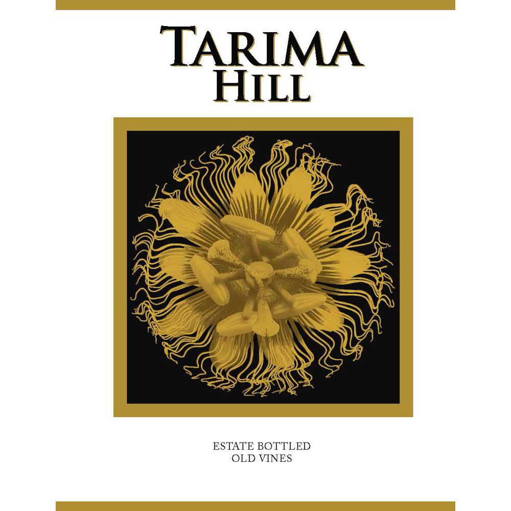 Bodegas Volver Tarima Hill Old Vines 2012 Front Label
