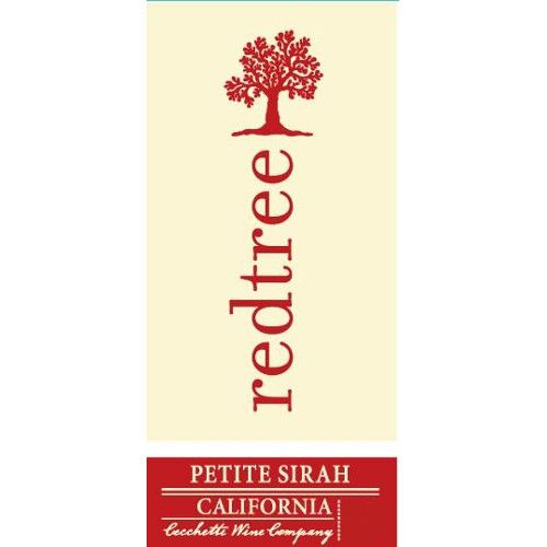 Redtree Petite Sirah 2011 Front Label