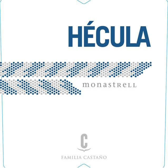 Bodegas Castano Hecula 2011 Front Label