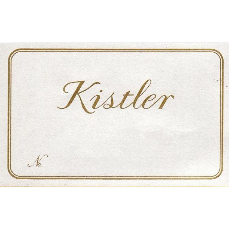Kistler Vineyards Trenton Roadhouse Chardonnay (1.5 Liter Magnum) 2011 Front Label