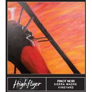 High Flyer Sierra Madre Pinot Noir 2009 Front Label